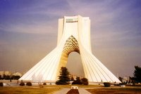 Azadi monument